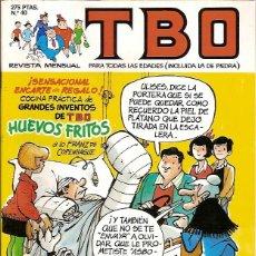 Cómics: REVISTA Nº 40 TBO EDICIONES B. Lote 54908233