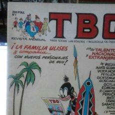 Cómics: TBO - N. 1 - FEBRERO 1988. Lote 55009764