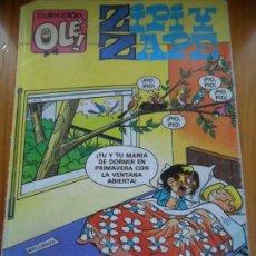 Cómics: ZIPI Y ZAPE COLECCIÓN OLÉ EDICIÓN 1988 - 1991. Lote 55019086