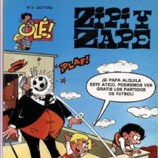 Cómics: ZIPI Y ZAPE COLECCIÓN OLE Nº 9 EDICIONES B 1ª EDICIÓN SEPTIEMBRE 1993. Lote 55024307