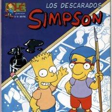 Cómics: SIMPSONS Nº 10 - LOS DESCARADOS SIMPSON - OLE - EDICIONES B 1ª EDICIÓN MAYO 1997. Lote 55026049