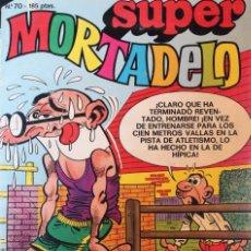 Cómics: SUPER MORTADELO Nº 70. Lote 55110229