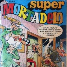 Cómics: SUPER MORTADELO Nº 61. Lote 55110261
