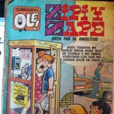 Cómics: ZIPI Y ZAPE Nº 125 -TBO, COLECCIÓN OLÉ-. Lote 55110857