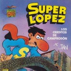 Comics: SUPER LOPEZ LOS CERDITOS DE CAMPRODÓN S.L. 16. Lote 55137620