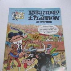 Cómics: MORTADELO Y FILEMÓN. OLE Nº 93 LOS SUPERPOREDES EDICIONES B E6. Lote 55236360