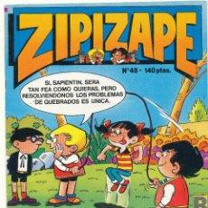 Cómics: ZIPIZAPE Nº 48. B.. Lote 55776607