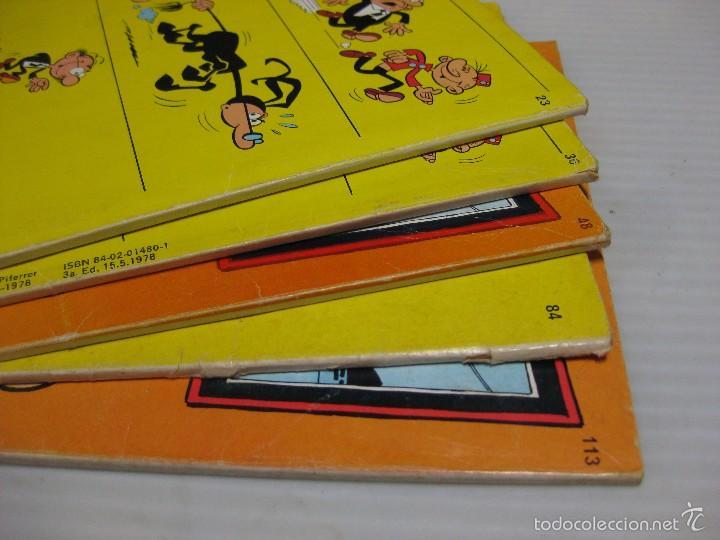 Cómics: 5 Colección OLÉ, ROMPETECHOS,ZIPI Y ZAPE,BOTONES SACARINO, RUE DEL PERCEBE.1978-79.80 - Foto 2 - 55934015