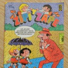 Cómics: ZIPI Y ZAPE Nº 85 Nº85 XII AÑO 1988 EDICIONES B ESCOBAR. Lote 55943911