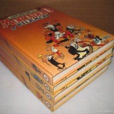Cómics: 4 TOMOS MORTADELO Y FILEMÓN 1987. Lote 56167155