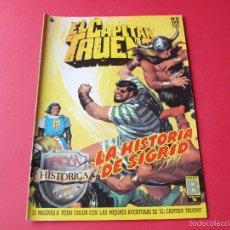 Cómics: EL CAPITÁN TRUENO Nº 8 - LA HISTORIA DE SIGRID - EDICIÓN HISTÓRICA - EDICIONES B. Lote 56213908
