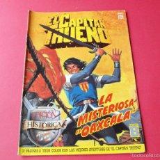 Cómics: EL CAPITÁN TRUENO Nº 11 - LA MISTERIOSA OAXCALA - EDICIÓN HISTÓRICA - EDICIONES B. Lote 56214139