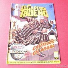 Cómics: EL CAPITÁN TRUENO Nº 13 - CAUTIVOS EN ARGEL - EDICIÓN HISTÓRICA - EDICIONES B. Lote 56214237