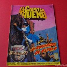 Cómics: EL CAPITÁN TRUENO Nº 27 - LOS NORMANDOS DE OSFOLD - EDICIÓN HISTÓRICA - EDICIONES B. Lote 56215050