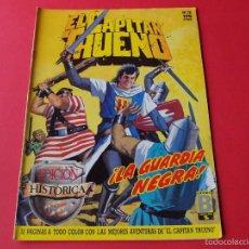 Cómics: EL CAPITÁN TRUENO Nº 28 - ¡LA GUARDIA NEGRA! - EDICIÓN HISTÓRICA - EDICIONES B. Lote 56215111