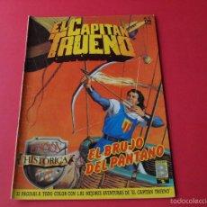 Cómics: EL CAPITÁN TRUENO Nº 33 - EL BRUJO DEL PANTANO - EDICIÓN HISTÓRICA - EDICIONES B. Lote 56215317