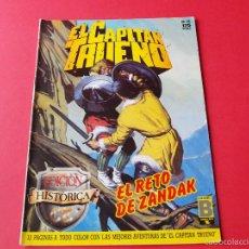 Cómics: EL CAPITÁN TRUENO Nº 39 - EL RETO DE ZANDAK - EDICIÓN HISTÓRICA - EDICIONES B. Lote 56222444
