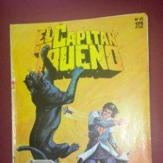 Cómics: EL CAPITÁN TRUENO Nº 43 - MURALLA DE FUEGO - EDICIÓN HISTÓRICA - EDICIONES B. Lote 56222976