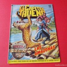 Cómics: EL CAPITÁN TRUENO Nº 50 - LAS AMAZONAS - EDICIÓN HISTÓRICA - EDICIONES B. Lote 56224441