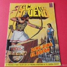 Cómics: EL CAPITÁN TRUENO Nº 56 - DING-DING, EL BUFÓN - EDICIÓN HISTÓRICA - EDICIONES B. Lote 56250406