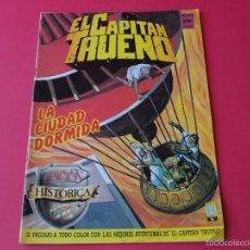 Cómics: EL CAPITÁN TRUENO Nº 69 - LA CIUDAD DORMIDA - EDICIÓN HISTÓRICA - EDICIONES B. Lote 56251140