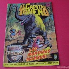 Cómics: EL CAPITÁN TRUENO Nº 70 - LAS MONTAÑAS MAMBURI - EDICIÓN HISTÓRICA - EDICIONES B. Lote 56252059