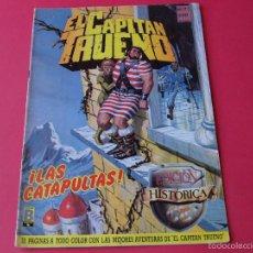 Cómics: EL CAPITÁN TRUENO Nº 71 - ¡LAS CATAPULTAS! - EDICIÓN HISTÓRICA - EDICIONES B. Lote 56252283