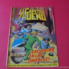 Cómics: EL CAPITÁN TRUENO Nº 78 - ¡ENCUENTRO EN LAS TINIEBLAS! - EDICIÓN HISTÓRICA - EDICIONES B. Lote 56257186