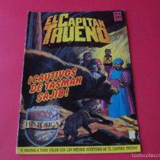 Cómics: EL CAPITÁN TRUENO Nº 81 - ¡CAUTIVOS DE TASMAN SAJIB! - EDICIÓN HISTÓRICA - EDICIONES B. Lote 56261097