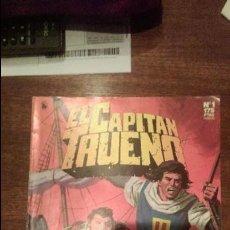 Comics: EL CAPITÁN TRUENO Nº 1 ¡A SANGRE Y FUEGO! - EDICIÓN HISTÓRICA - EDICIONES B. Lote 56308173
