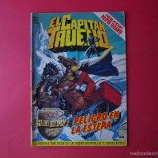 Cómics: EL CAPITÁN TRUENO Nº 83 - PELIGRO EN LA ESTEPA - EDICIÓN HISTÓRICA - EDICIONES B - CON PÓSTER. Lote 56455713