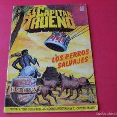 Cómics: EL CAPITÁN TRUENO Nº 87 - LOS PERROS SALVAJES - EDICIÓN HISTÓRICA - EDICIONES B. Lote 56466022