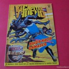 Cómics: EL CAPITÁN TRUENO Nº 91 - HUIDA HACIA DAMASCO - EDICIÓN HISTÓRICA - EDICIONES B. Lote 56466108