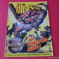 Cómics: EL CAPITÁN TRUENO Nº 135 - ¡EL SINIESTRO KUNG! - EDICIÓN HISTÓRICA - EDICIONES B. Lote 178114343
