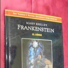Cómics: FRANKENSTEIN. EL CÓMIC. ROY THOMAS. EDICIONES B. . Lote 56577065