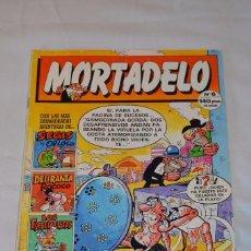 Cómics: TEBEO MORTADELO NUMERO 6 - BUEN ESTADO - EDICIONES B, GRUPO ZETA. Lote 56871045