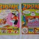 Cómics: TEBEO ZIPI Y ZAPE - ZIPIZAPE - NÚMERO 2 Y 25 - 1987 GRUPO ZETA - EDICIONES B. Lote 56871174