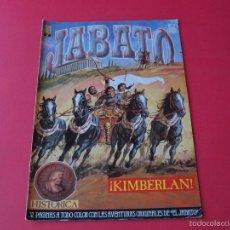 Cómics: JABATO NÚMERO 7 - ¡KIMBERLAN! - EDICIÓN HISTÓRICA - EDICIONES B. Lote 57159952