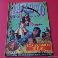 Cómics: JABATO NÚMERO 9 - LOS SICARIOS DE KIRO - EDICIÓN HISTÓRICA - EDICIONES B. Lote 57160052