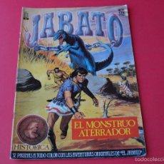 Cómics: JABATO NÚMERO 19 - EL MONSTRUO ATERRADOR - EDICIÓN HISTÓRICA - EDICIONES B. Lote 57160189