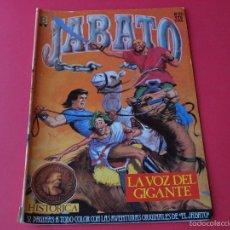 Cómics: JABATO NÚMERO 22 - LA VOZ DEL GIGANTE - EDICIÓN HISTÓRICA - EDICIONES B. Lote 57160499