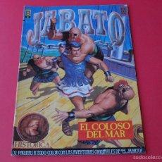 Cómics: JABATO NÚMERO 25 - EL COLOSO DEL MAR - EDICIÓN HISTÓRICA - EDICIONES B. Lote 57160645