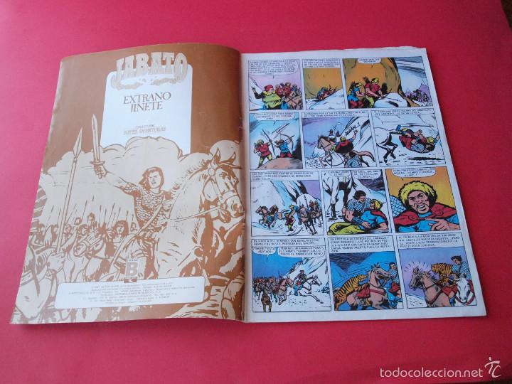 Cómics: JABATO NÚMERO 50 - EXTRAÑO JINETE - EDICIÓN HISTÓRICA - EDICIONES B - Foto 2 - 57161933