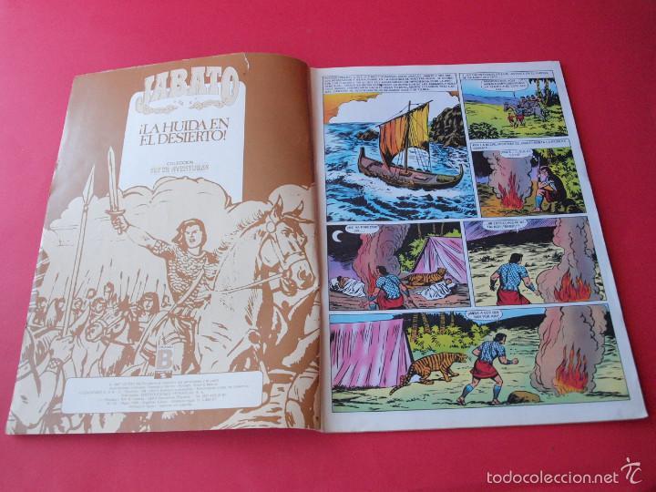 Cómics: JABATO NÚMERO 51 - ¡LA HUÍDA EN EL DESIERTO! - EDICIÓN HISTÓRICA - EDICIONES B - Foto 2 - 57161984