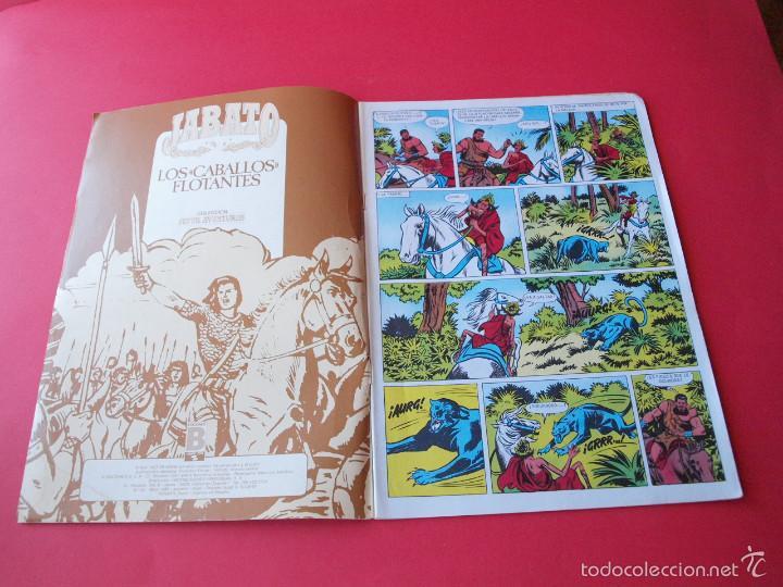 Cómics: JABATO NÚMERO 52 - LOS CABALLOS FLOTANTES - EDICIÓN HISTÓRICA - EDICIONES B - Foto 2 - 57162036