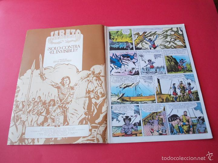 Cómics: JABATO NÚMERO 54 - ¡SÓLO CONTRA EL INVISIBLE! - EDICIÓN HISTÓRICA - EDICIONES B - Foto 2 - 57162092