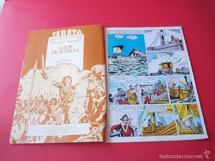 Cómics: JABATO NÚMERO 55 - GOLPE DE AUDACIA - EDICIÓN HISTÓRICA - EDICIONES B - Foto 2 - 57162115