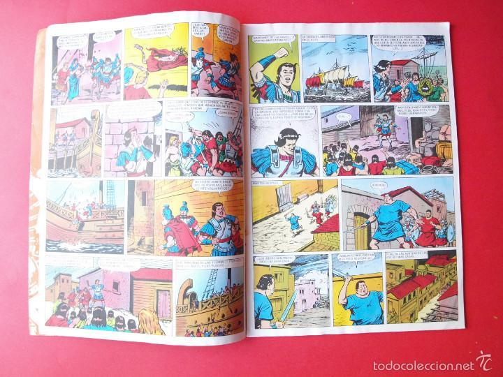 Cómics: JABATO NÚMERO 56 - MURO DE LLAMAS - EDICIÓN HISTÓRICA - EDICIONES B - Foto 2 - 57190141