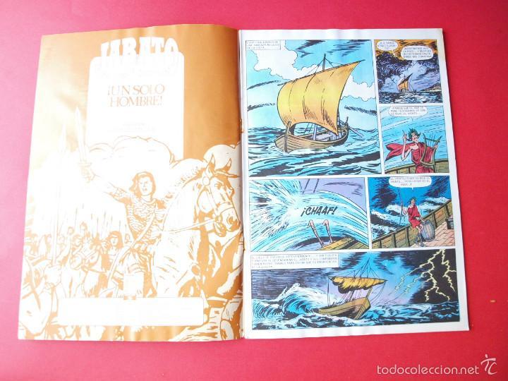 Cómics: JABATO NÚMERO 57 - ¡UN SÓLO HOMBRE! - EDICIÓN HISTÓRICA - EDICIONES B - Foto 2 - 57190386