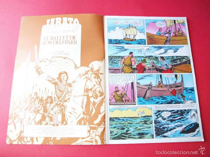 Cómics: JABATO NÚMERO 60 - EL BALLET DE LOS DELFINES - EDICIÓN HISTÓRICA - EDICIONES B - Foto 2 - 57190692